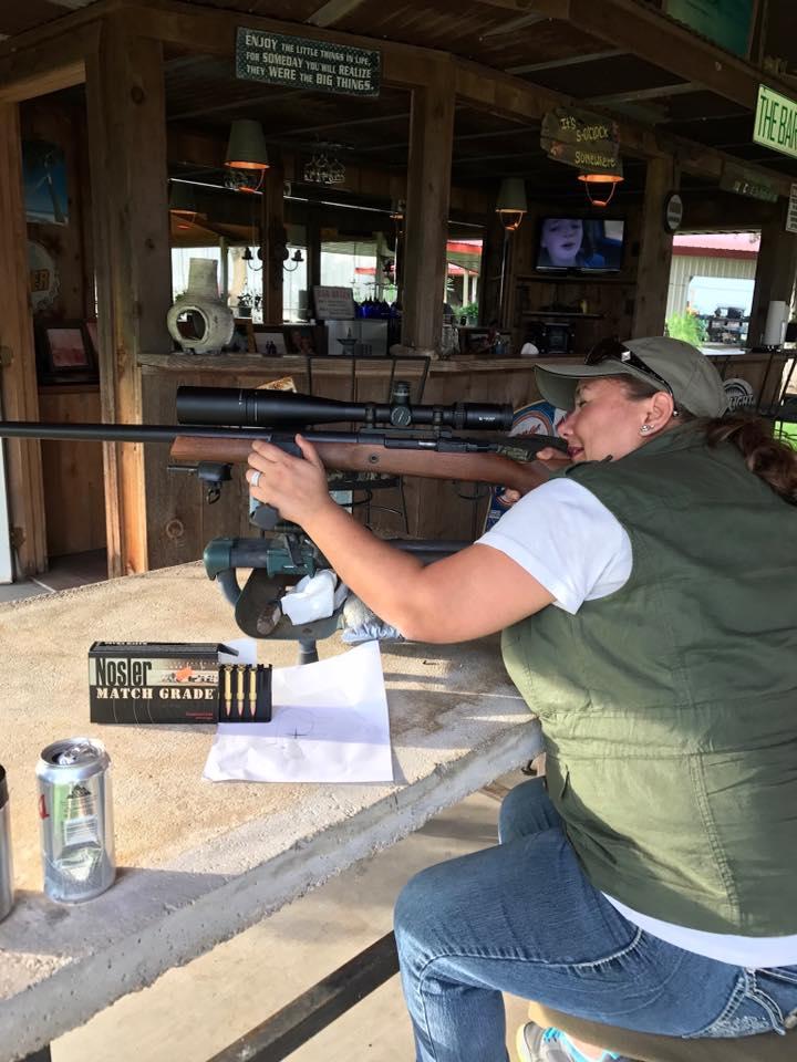 Texas hunter – 300 Yards